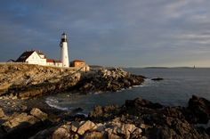 MAINE: Maine Coast