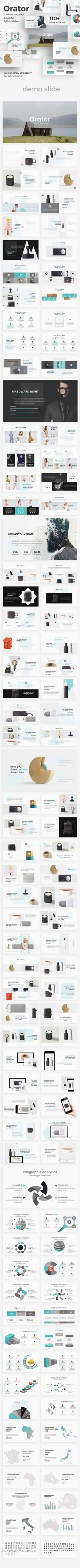Buy Orator Minimal Powerpoint Template by on GraphicRiver. Features: Aspect Ratio no more broken images! Easy and fully editable in PowerPoint (shape color, size, position. Poster Design Layout, Event Poster Design, Poster Design Inspiration, Presentation Slides, Presentation Templates, Pptx Templates, Slide Template, Creative Powerpoint Templates, Creative Visualization
