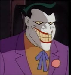 harley quinn and joker from batman the animated series | The Joker Batman The Animated Series