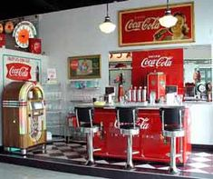 Soda Fountain Diner