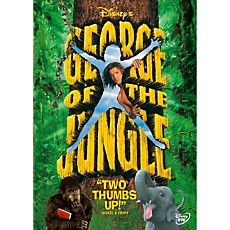 George of the Jungle DVD
