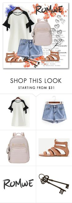 """""""Romwe 5"""" by aida-1999 ❤ liked on Polyvore featuring IMAX Corporation"""