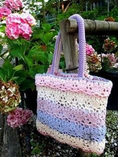 Sportina Carlotta crochet bag pattern by NTmagliaCrochet on Etsy