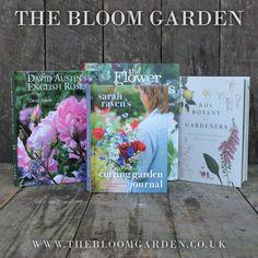 Cut Flower Books www.thebloomgarden.co.uk