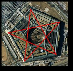 The Penta-gon and the Occult Penta-gram,