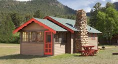 A stay at Tiny Town cabins is your start to a perfect Rocky Mountain vacation experience.