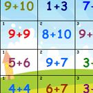 Cool Math Games - Printable Addition Subtraction Multiplication Division Games from Printable Math Games, Fun Math Games, Math Worksheets, Printables, Teaching Math, Maths, Teaching Resources, 2d Shape Games, Decimal Games