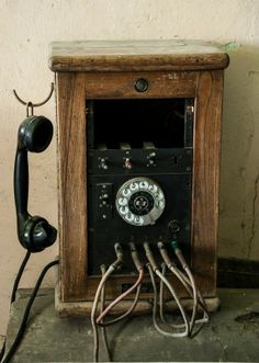 TELEPHONE~Old #phone