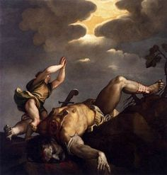 David et goliath - Le Titien