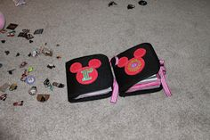 Naturally Sweet Sisters: Disney and Diabetes: Crafting a Pin Trading Book