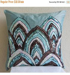 15% YEAR END SALE Decorative Throw Pillow Covers by TheHomeCentric