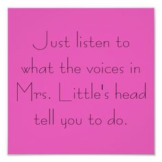 Just Listen to the Voices... Posters We provide you all shopping site and all informations in our go to store link. You will see low prices onThis Deals          Just Listen to the Voices... Posters Review on the This website by click the button below...