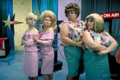 """""""Hairspray"""" 1988. Love it! """"Do chores? Not Tracy Turnblad. She's too busy ratting her hair and doing the ubangi stomp."""" """"They put me in special ed cuz of my hair!"""" """"I'm a intergrationist! We SHALL overcome someday!"""""""