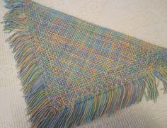 2 ft Tri-loom fine sett weaving. Sandra's Stitches
