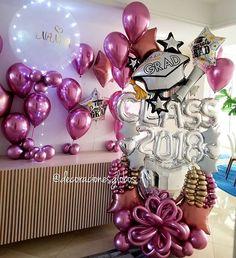 Felicidades a todos los Graduandos En especial a Nanita su mami la sorprendió así para celebrar ese momento tan especial 🌟🏅 #class2018 . . Diseño exclusivo de @by_nieves creadoras de @decoracionesglobos #balloondecor #balloonparty #balloonart #balloons #globos MIAMI 📲(786)779.75.23 CARACAS 📲 (0424)2697110 . . . DecoracionesGlobos 🎈Somos Alegría🎈