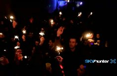 """Το εξαιρετικό βίντεο του """"Sky Hunter"""" από το """"Biatch Party 4.2."""" στην πόλη της Κοζάνης (video)"""