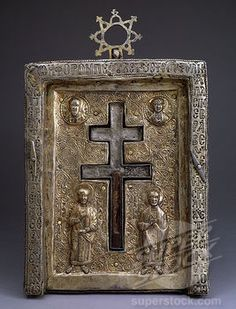 , Byzantine Master , Silver, gilded , 12th century, Russia, Moscow, State Armory Chamber in the Kremlin, 20, 5x17