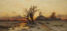 Julius Sergius von Klever | Romantic painter | Tutt'Art@ | Pittura * Scultura * Poesia * Musica |
