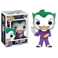 s, Batman! It's the heroes & villains of the cartoon Batman: The Animated Series! Collect Batman and Robin and bring vigilante justice to Gotham! The dynamic duo are joined by Batgirl, The Joker, Harley Quinn, and Poison Ivy! Funko Pop Marvel, Funko Pop Batman, Arkham Asylum, Pop Vinyl Figures, Joker Pop, Joker Batman, Gotham Batman, Batman Robin, Superman