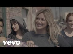 This song is so addictive / Hilary Duff - All About You