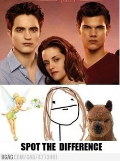 I love the a twilight saga...but this is hilarious!