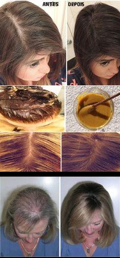 RECEITA PARA FAZER O CABELO ENCHER E CRESCER RÁPIDO  #cabelo #encher #crescerrapido