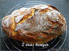 no knead bread No Knead Bread, Sourdough Bread, Pastry Recipes, Bread Recipes, Braided Bread, Hungarian Recipes, Bread And Pastries, Bread Baking, Bakery