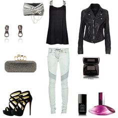 Glam Rock, created by laura-albors-flores