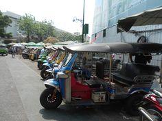 Tuk Tuk - đặc sản của đường phố Thái Lan