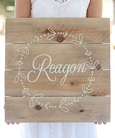 Another great find on #zulily! Rustic Family Personalized Sign #zulilyfinds