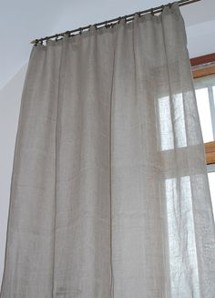 Grey Curtains