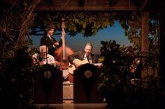 Photography: Michael + Anna Costa Photography - michaelandannacosta.com Reception Venue: Villa Verano - www.homeaway.com/vacation-rental/p171557   Read More on SMP: http://www.stylemepretty.com/2015/07/20/rustic-elegant-santa-barbara-summer-wedding/