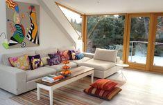 Freuden der Natur als Dekoration: 30 stilvolle moderne Innenräume mit Fruchtfrische - #Dekoration