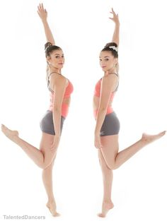 #HillikerKalani modeled for abby lee dance wear