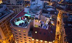 Piscina Lounge Terraza, Hotel Molina Lario.
