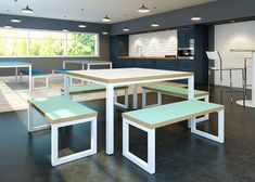 Commercial Offices – Spatial Design Outdoor Furniture Sets, Outdoor Decor, Commercial, Offices, Table, Design, Home Decor, Decoration Home, Room Decor