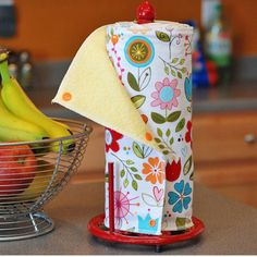 Paperless paper towels from Etsy. Love this!