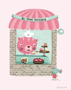 Be Mine Patisserie by Jannie Ho