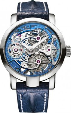 Armin Strom ST15-PW.05 Pure Water ARM09-S Mechanical Skeleton Watch For Men