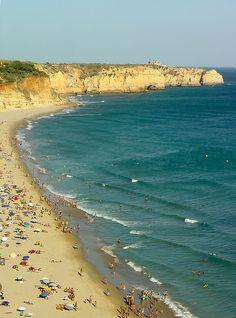Praia de Porto de Mós  (Portugal)