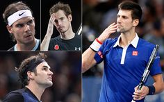Novak Djokovic is so far ahead of his rivals that the 'Big Four' has become the 'Big One'