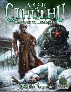 Shadows of Leningrad (Age of Cthulhu, Vol.
