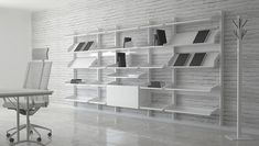Adjustable Shelves, Modular Shelving Ideas and Creative Storage Solutions for Small Spaces Modular Shelving, Adjustable Shelving, Steel Shelving, Display Shelves, Wall Shelves, Comic Book Storage, Regal Display, Shelf Design, Display Design