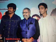 #PalakkattuMadhavan Audio Launch Stills  More Stills http://tamilcinema.com/palakkattu-madhavan-audio-launch-stills/  #Vivek #Sivakarthikeyan #Anirudh