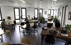 Coworking Space - Lev Kaupas, Amsterdam, The Netherlands