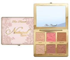 Too Faced It Just Comes Naturally Collection