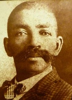 Real-Life Django, Bass Reeves: The legendary African-American Wild West marshal who arrested outlaws and killed 14 men Bass Reeves was born a slave in 1838 and later broke from his owner to live among Native Americans Reeves became a Deputy U. Black History Facts, African American History, World History, American Indians, Seminole Indians, European History, British History, Kings & Queens, Black Cowboys