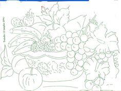 Trabalho de pintura e croche 14 - Adriana Geraldo - Álbuns da web do Picasa