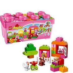 Lego Duplo 10571 - Große Steinebox Mädchen - geschenkefinden.jetzt