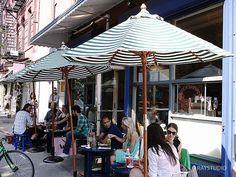 Cafe Gitane, Nolita, NYC by RayStudio, via Flickr